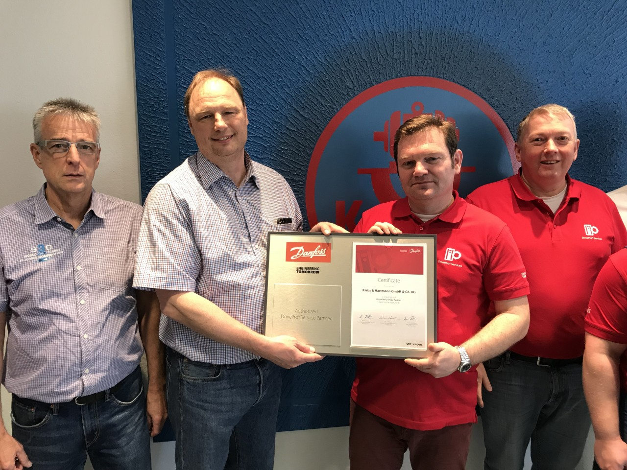 Danfoss Partner seit 1988